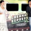 Deepika Padukone At The Trailer Launch Of CHENNAI EXPRESS