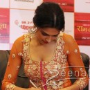 Deepika Padukone In Anarkali Churidar