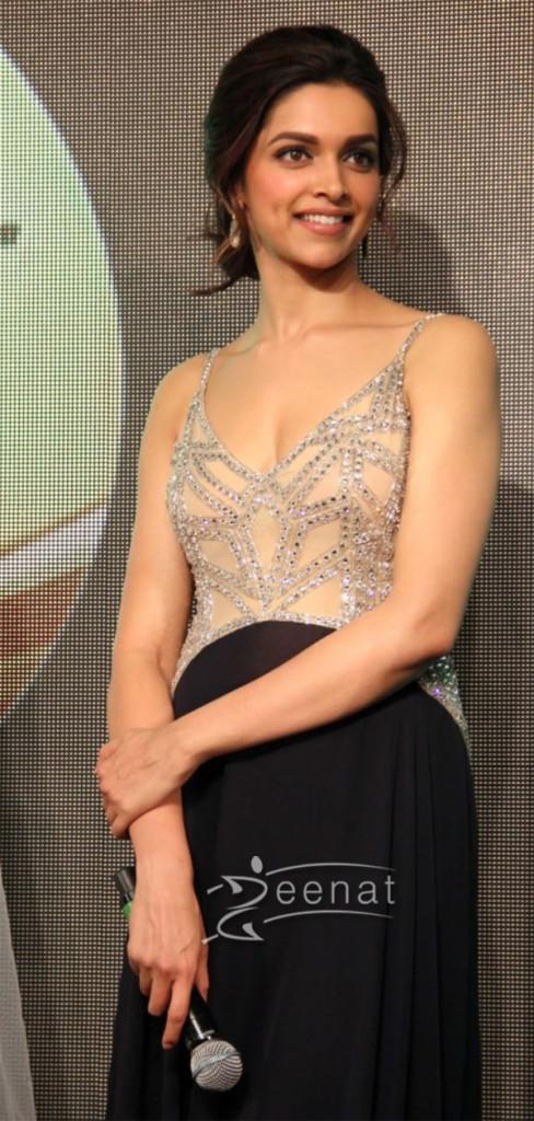 Deepika Padukone In Bollywood Frock