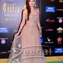 Dia Mirza in IIFA award Green Carpet