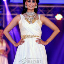 Diya Mirja Walks The Ramp At Bombay Bullion Association Jewellery Show & Awards