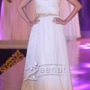 Diya Mirja In Designer Frocks