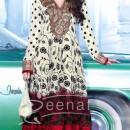 Diya Mirza In Anarkali Churidar 2C