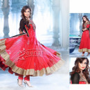 Diya Mirza In Anarkali Churidar 2B