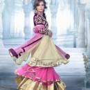 Diya Mirza In Anarkali Churidar 2A