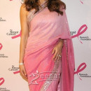Elizabeth Hurley In Indian Saree