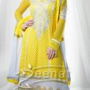 Esha Deol In Designer Salwar Kameez 1A