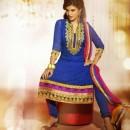 Jacqueline Fernandez In Designer Salwar Kameez 2B