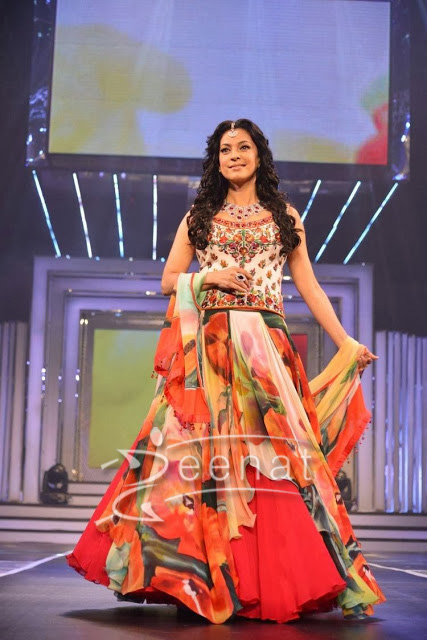 Juhi Chawla In Bollywood Lehenga