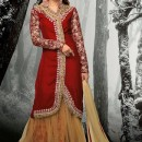 Kamishma Kapoor In Anarkali Suits 1D