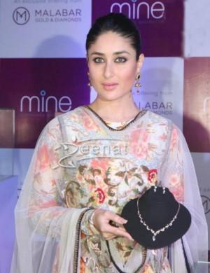 Kareena Kapoor in Anarkali Churidar