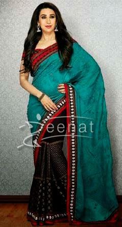 Karishma In Designer Saree 1C