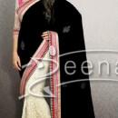 Karishma In Designer Saree 1B
