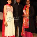 Karishma Kapoor In Designer Anarkali Frock