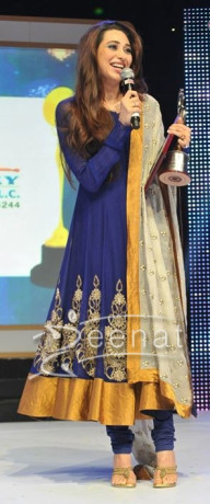 Karisma Kapoor In Anarkali Churidar