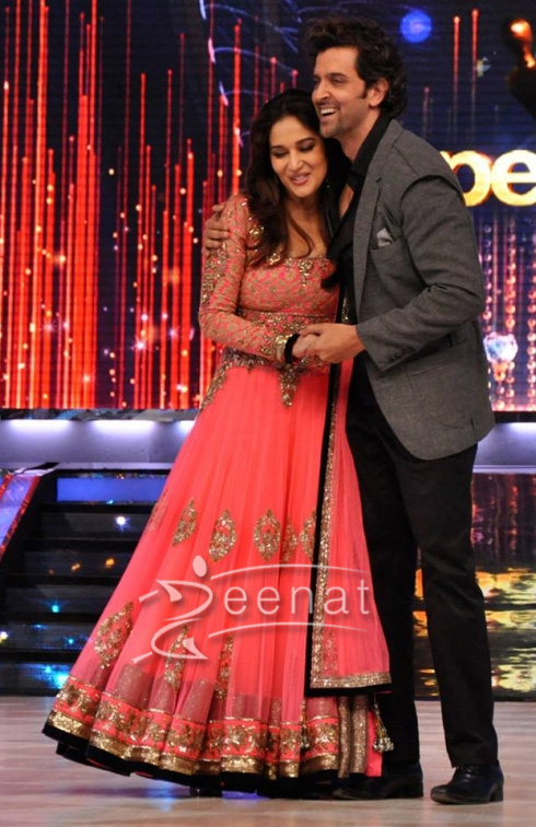Madhuri Dixit At Super Finale Of Jhalak Dikhla Jaa 6