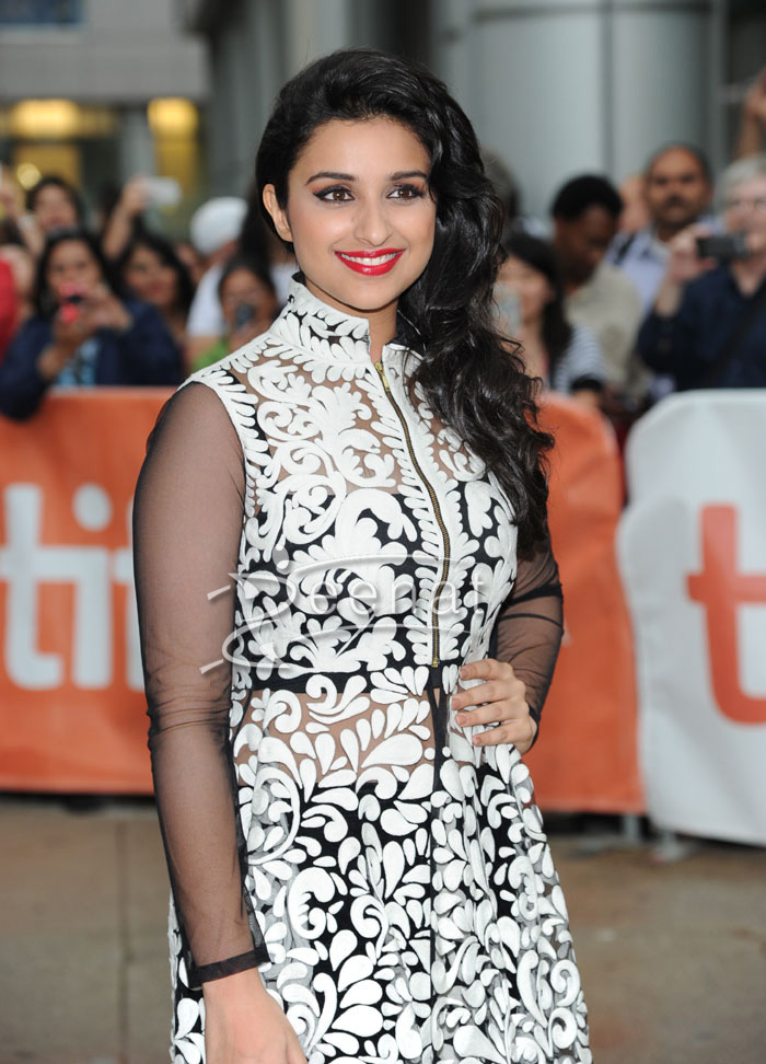 Parineeti Chopra shines at Toronto International Film festival