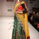 Raima Sen Walks For Joy Mitra at Wills Lifestyle Fashion Week Spring Summer