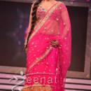 Rani Mukherji In Pink Lehenga Saree