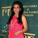 Raveena Tandon In Bollywood pink Salwar Kameez