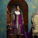 Raveena Tondon In Designer Anarkali Suite 1E