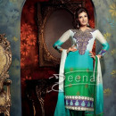 Raveena Tondon In Designer Chridar Salwar Kameez Suite 1B