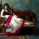 Raveena Tondon In Designer Anarkali Suite 1A