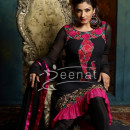 Raveena Tondon In Designer Anarkali Suite 1J