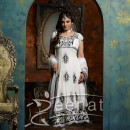 Raveena Tondon In Designer Anarkali Suite 1H