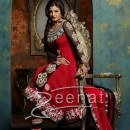 Raveena Tondon In Designer Anarkali Suite 1G