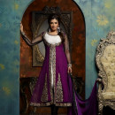Raveena Tondon In Designer Anarkali Suite 1F