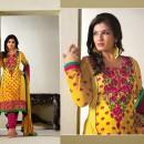 Ravina Tandon In Designer Churidar Salwar Kameez 3B