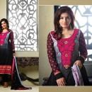 Ravina Tandon In Designer Churidar Salwar Kameez 3D
