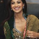 Shilpa Shetty In Bollywood Churidar Salwar Kameez