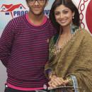 Shilpa Shetty In Designer Churidar Salwar Kameez