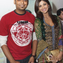 Shilpa Shetty in Bollywood style