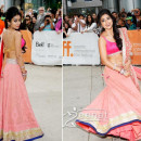 Shriya in bollywood Lehenga choli