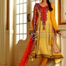 Sonali In Designer Anarkali Churidar