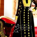Sonali In Black Anarkali Churidar