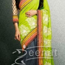 Karishma In Designer Saree 1H
