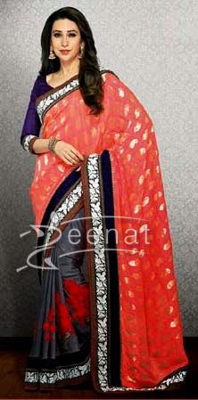 Karishma In Designer Saree 1E
