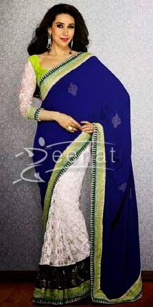 Karishma In Designer Saree 1D
