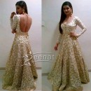 Prachi Desai in Designer Anarkali suit