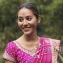Jessica Mitchibata In Pink Saree