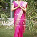 Jessica Mitchibata In Bollywood Saree