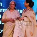 Rani Mukharji In Designer Saree