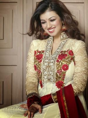 Aayesha Takia In Anarkali Churidar 8B