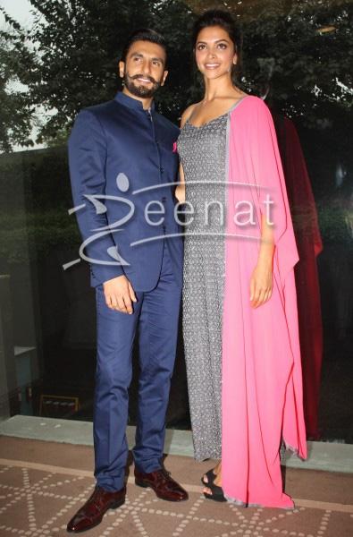Deepika In Designer Anarkali Frock
