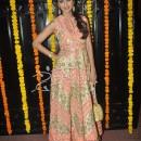 Shilpa Shetty In Anarkali Frock