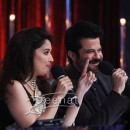 Madhuri Dixit and Anil Kapoor promotes 24 tv series on the sets of jhalak dikhhla jaa